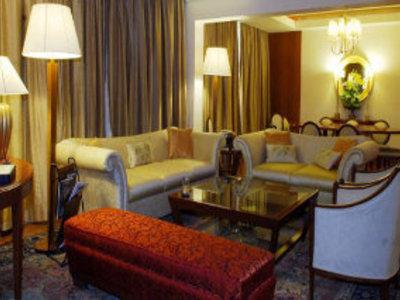 Sheraton New Delhi Wohnbeispiel