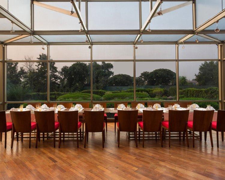 Sheraton New Delhi Restaurant