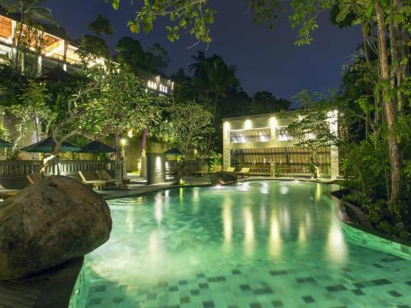Lokha Ubud Pool