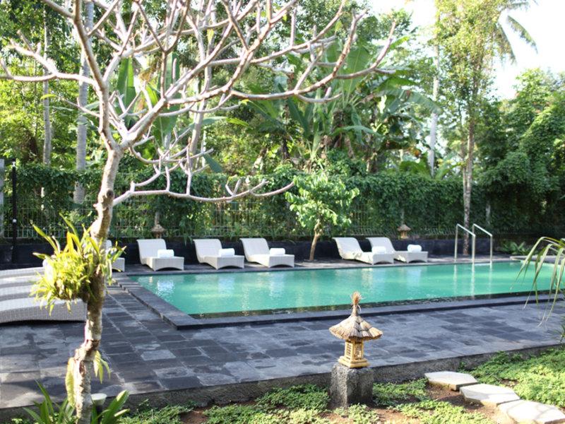 Ubad Retreat Pool
