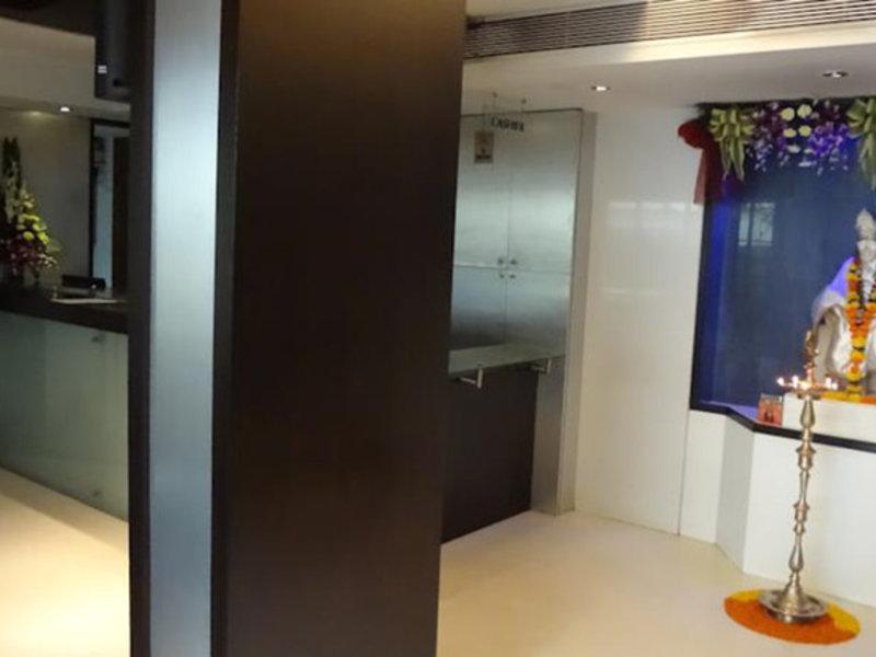 Suncity Residency Badezimmer