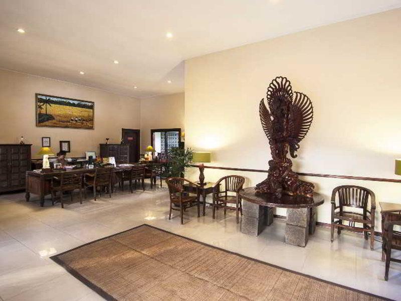 Mentari Sanur Lounge/Empfang
