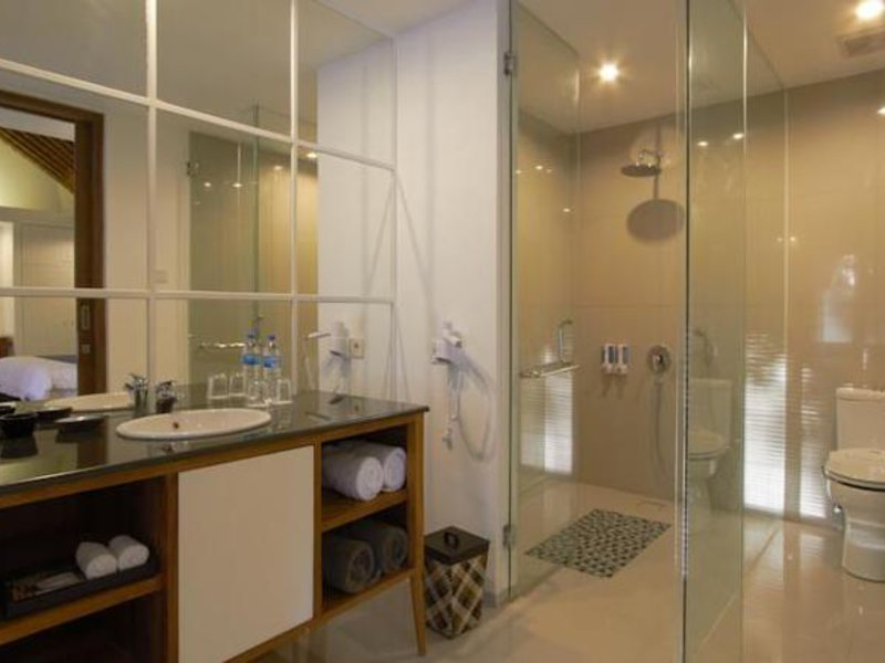 Astana Pengembak Badezimmer