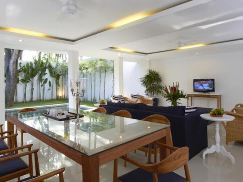 Astana Pengembak Lounge/Empfang