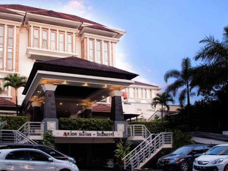 Arion Swiss-Belhotel Bandung Terrasse