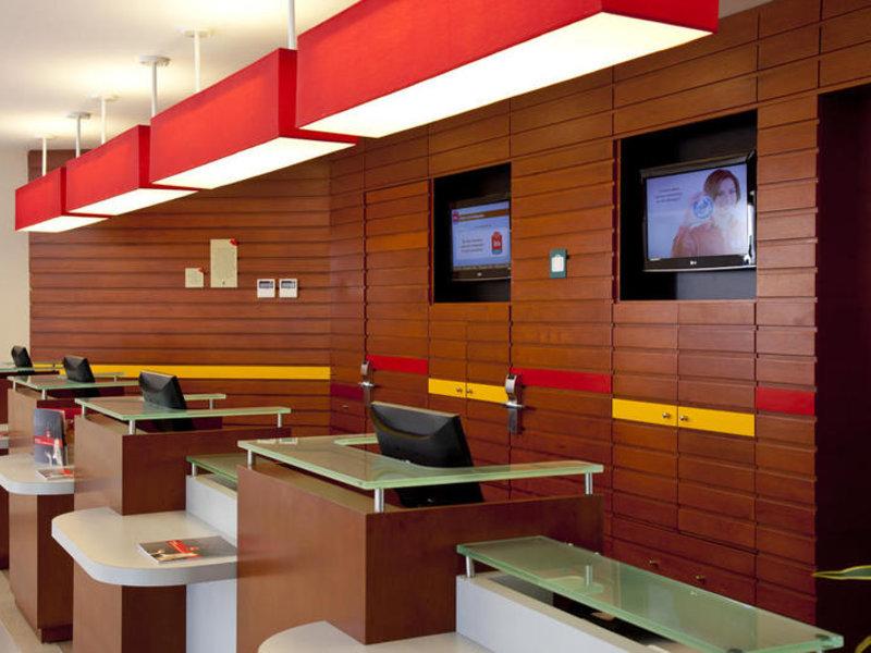 ibis Larco Miraflores Lounge/Empfang