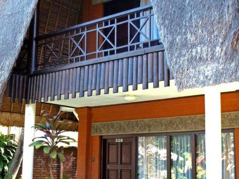 Puri Dalem Bali Außenaufnahme