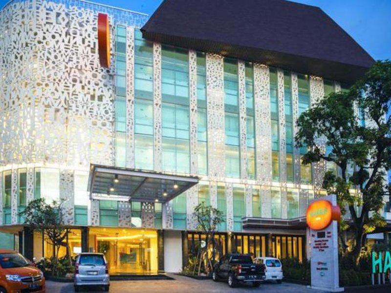 Harris Hotel Raya Kuta Terrasse