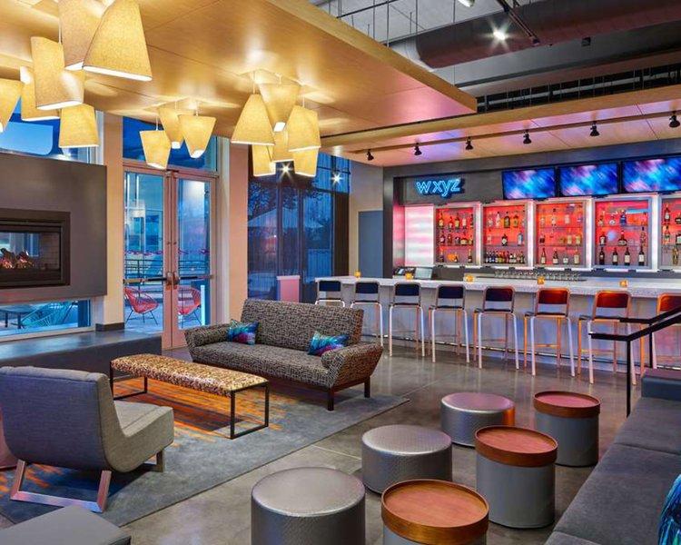 Aloft Austin Northwest Restaurant