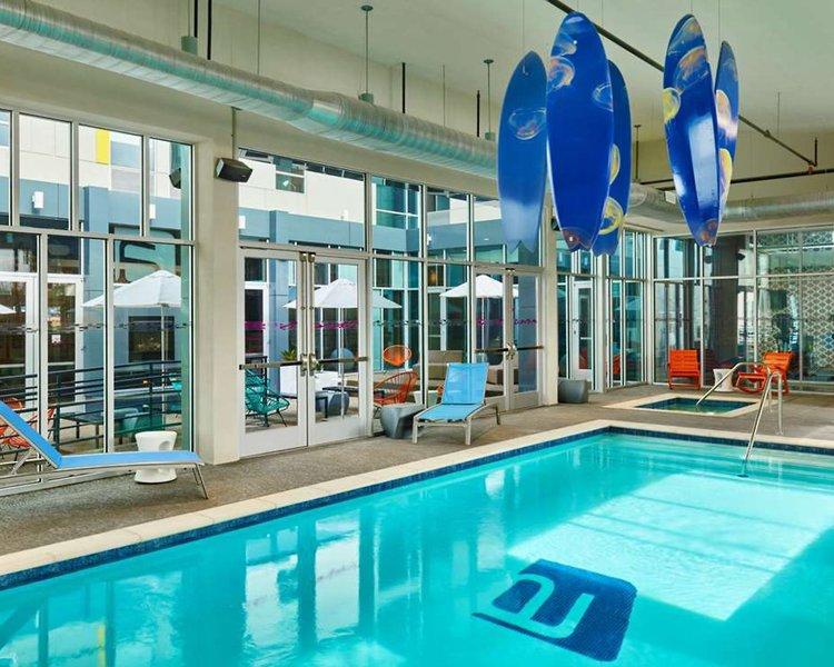 Aloft Austin Northwest Pool