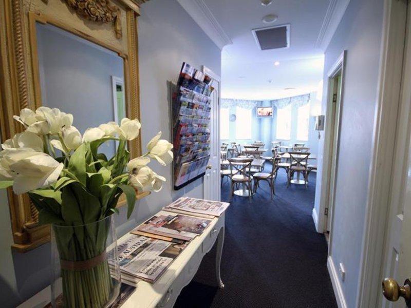 The Manor Apartment Hotel Brisbane Restaurant