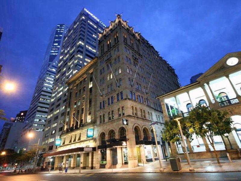 The Manor Apartment Hotel Brisbane Außenaufnahme