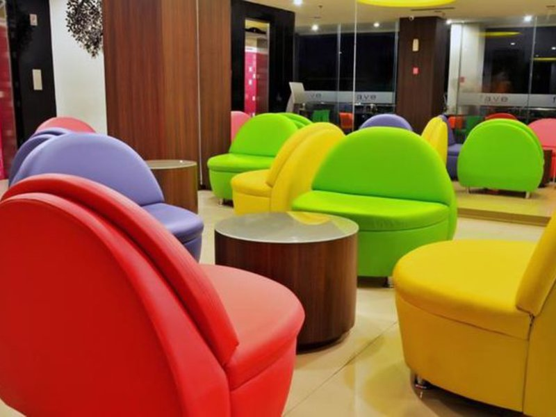 Favehotel Hyper Square Lounge/Empfang