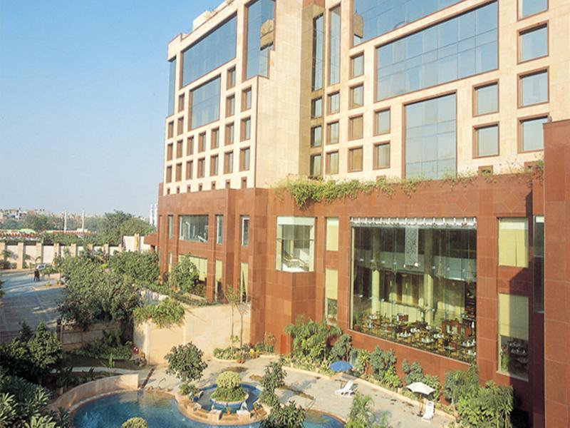 Sheraton New Delhi Außenaufnahme