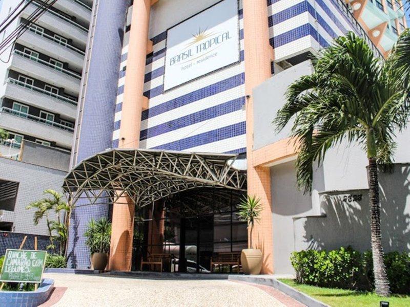 Residence Brasil Tropical Außenaufnahme