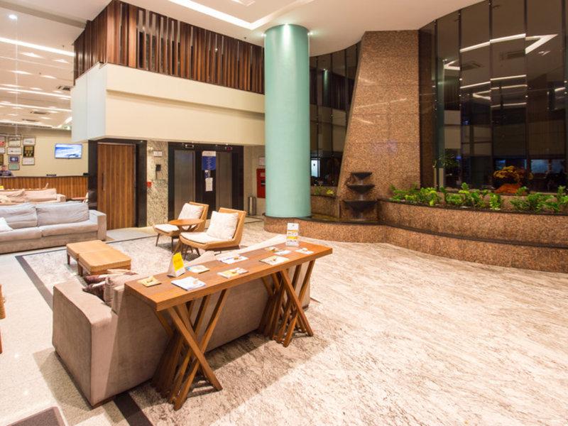Residence Brasil Tropical Terrasse