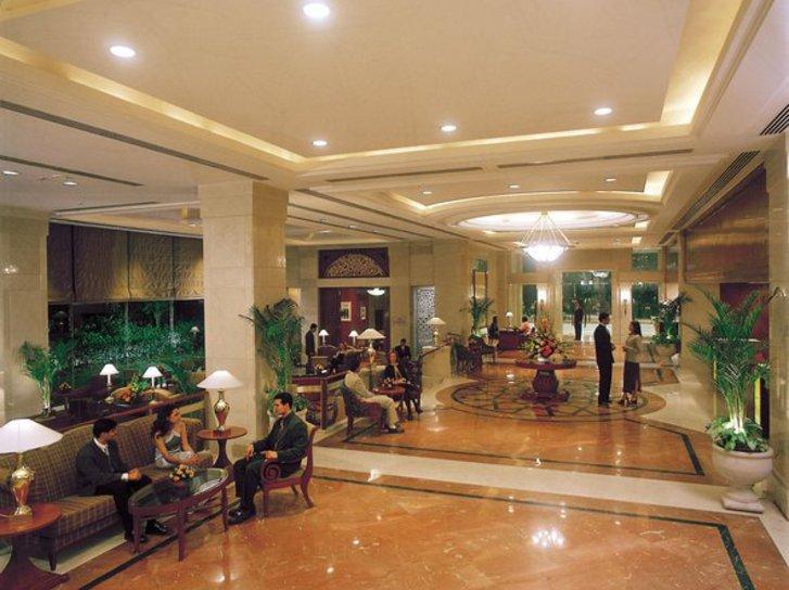Sheraton New Delhi Lounge/Empfang