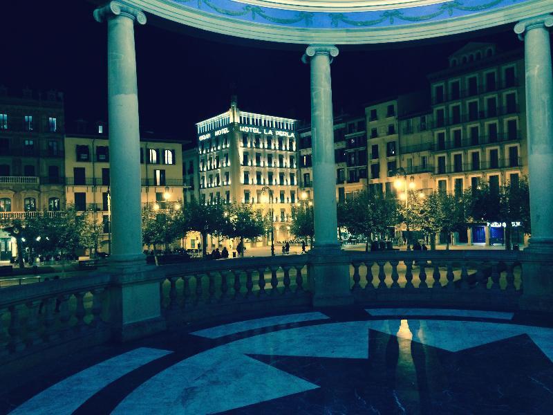 Gran Hotel La Perla Terrasse