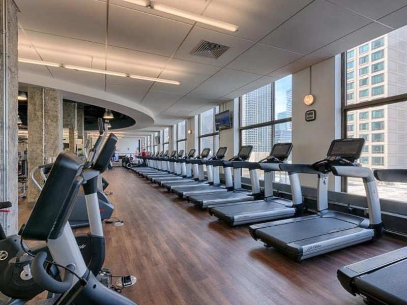Marriott Downtown Chicago Magnificent Mile Sport und Freizeit