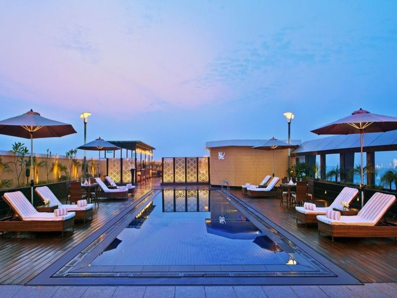 Park Inn Gurgaon Pool