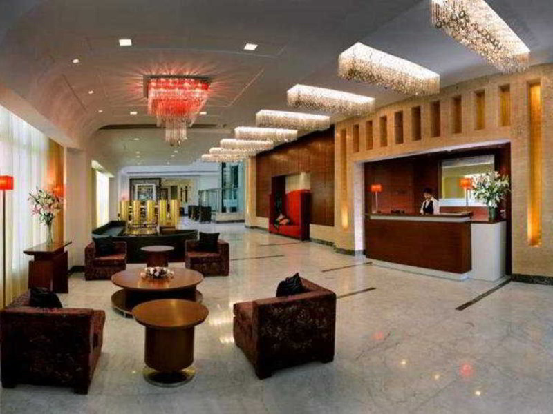 Park Inn Gurgaon Lounge/Empfang