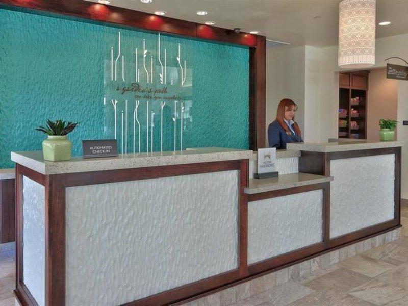 Hilton Garden Inn Gallup Lounge/Empfang
