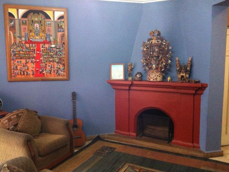 Casa Serena Lounge/Empfang