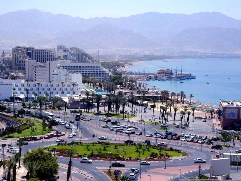 Aquamarine Hotel Landschaft