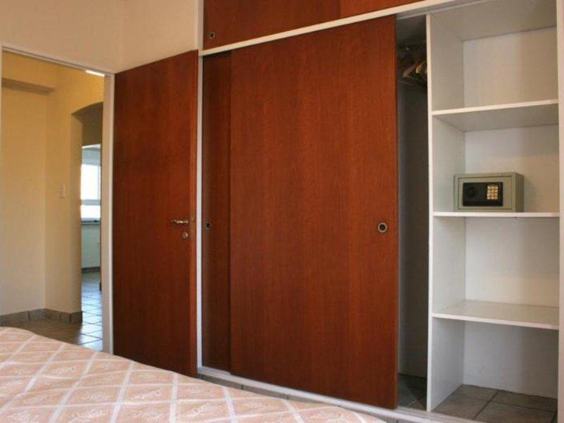 Wilson Aparthotel Lounge/Empfang