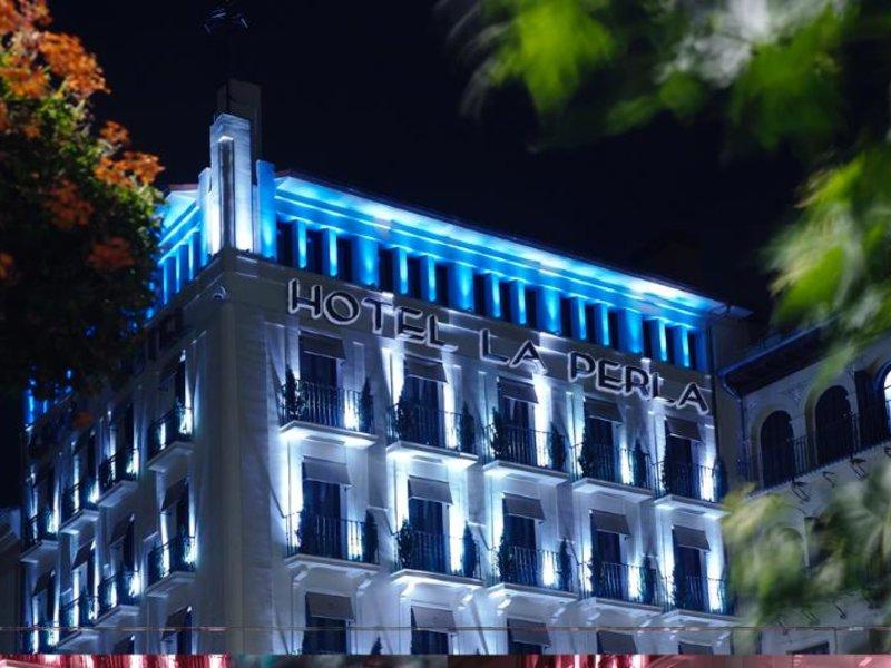 Gran Hotel La Perla Außenaufnahme