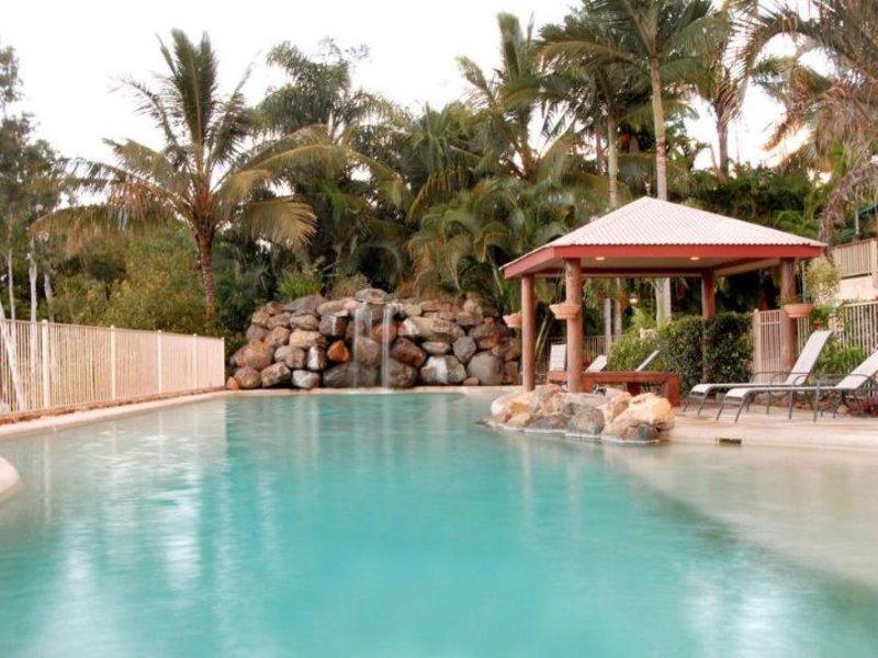 Boathaven Spa Resort Pool