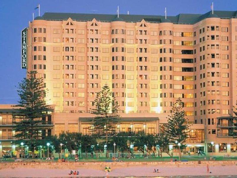 Stamford Grand Adelaide Außenaufnahme
