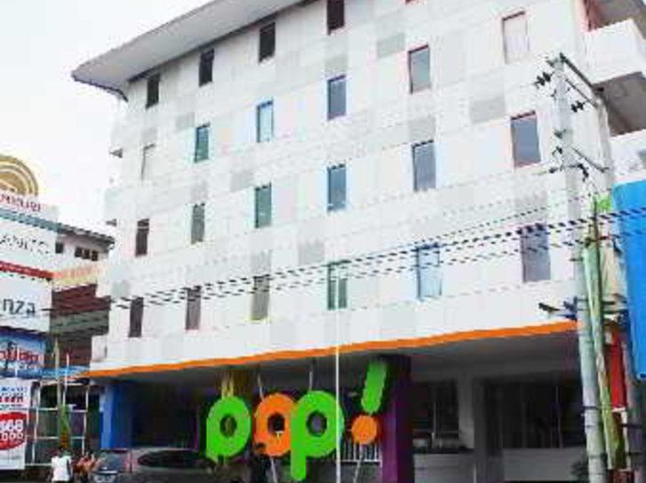 POP! Hotel Malioboro Yogyakarta Außenaufnahme