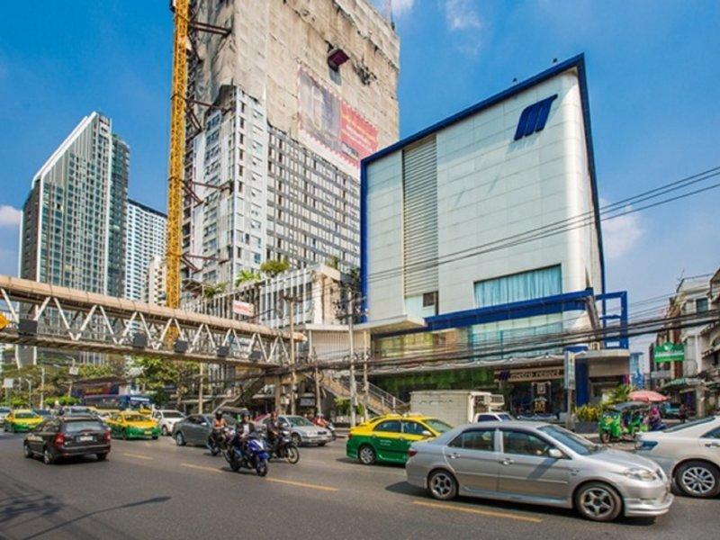 Metro Resort Pratunam Außenaufnahme