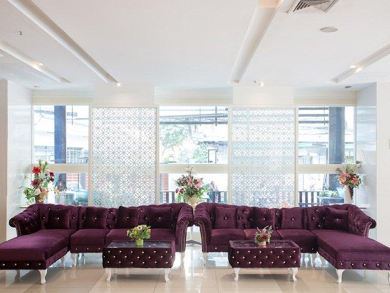Metro Resort Pratunam Lounge/Empfang