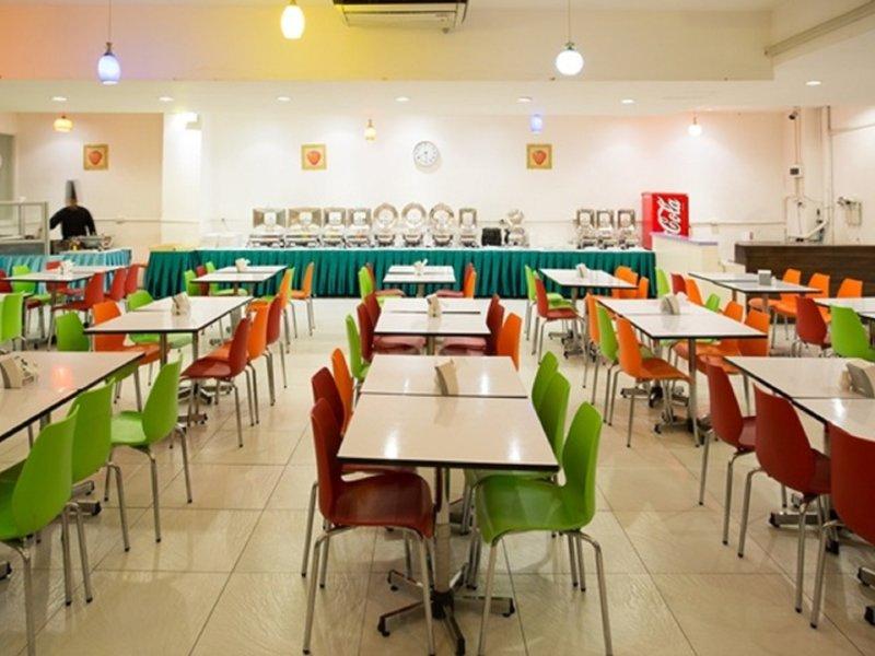 Metro Resort Pratunam Restaurant