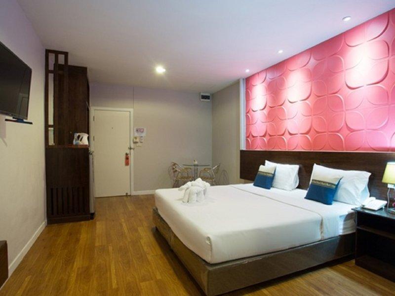 Metro Resort Pratunam Wohnbeispiel