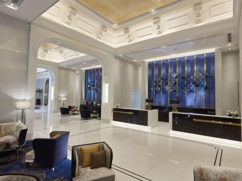 Grande Centre Point Sukhumvit 55 Lounge/Empfang
