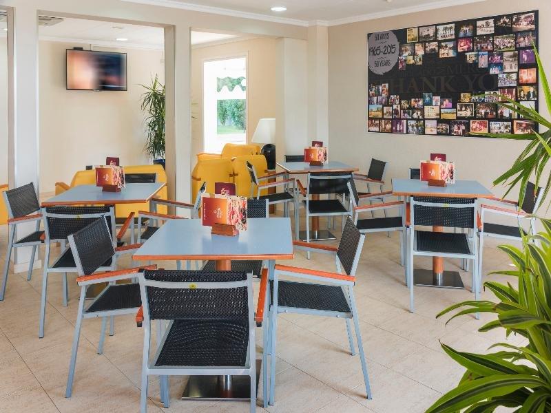 Sorrabona Hotel & Apartments Lounge/Empfang