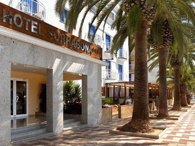 Sorrabona Hotel & Apartments Außenaufnahme