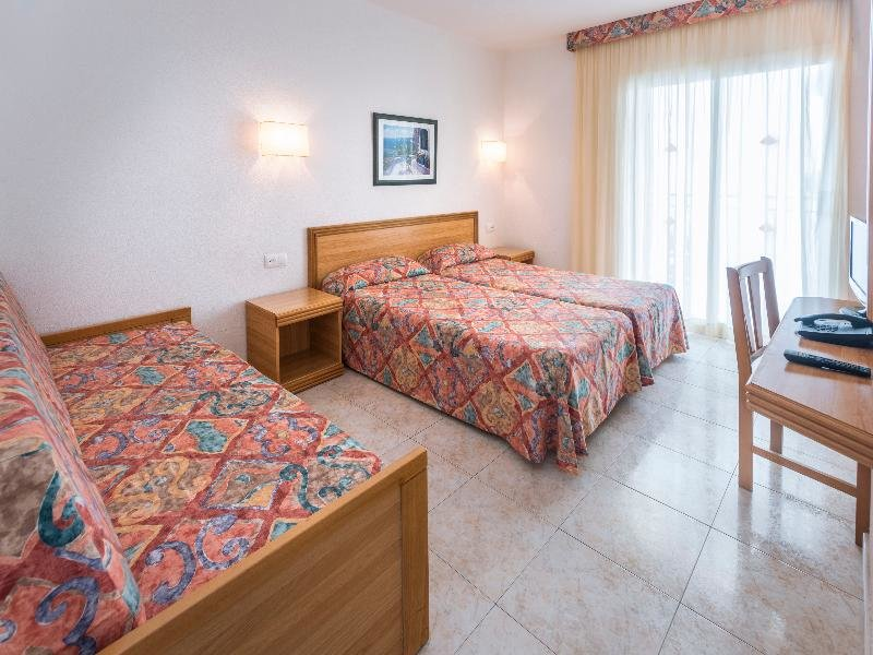 Sorrabona Hotel & Apartments Wohnbeispiel