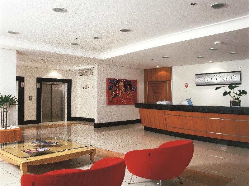 Intercity Cuiaba Lounge/Empfang