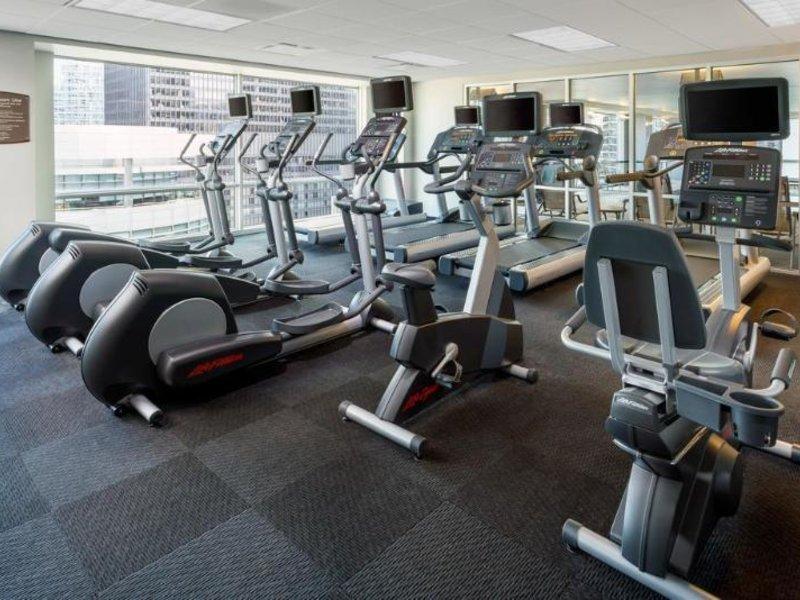 Springhill Suites by Marriott Chicago Downtown/ River North Sport und Freizeit