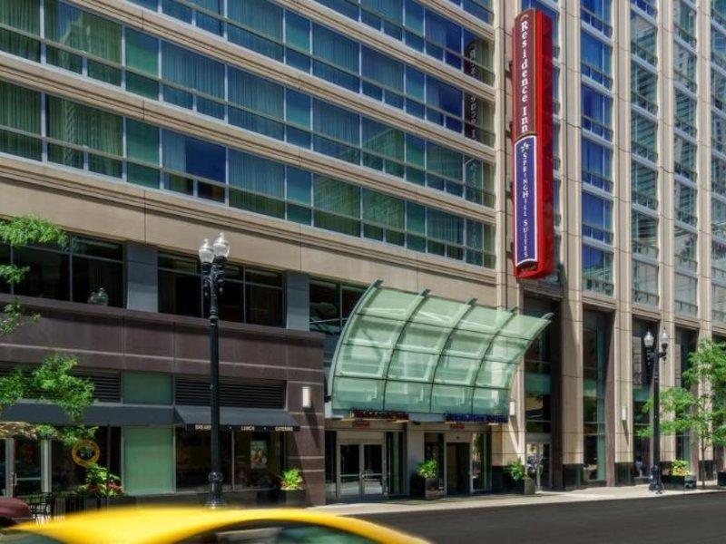 Springhill Suites by Marriott Chicago Downtown/ River North Außenaufnahme