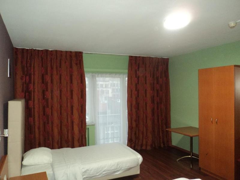 Hotel Albert Wohnbeispiel
