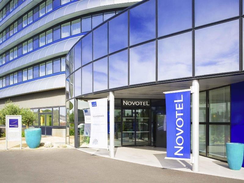 Novotel Poitiers Site du Futuroscope Außenaufnahme