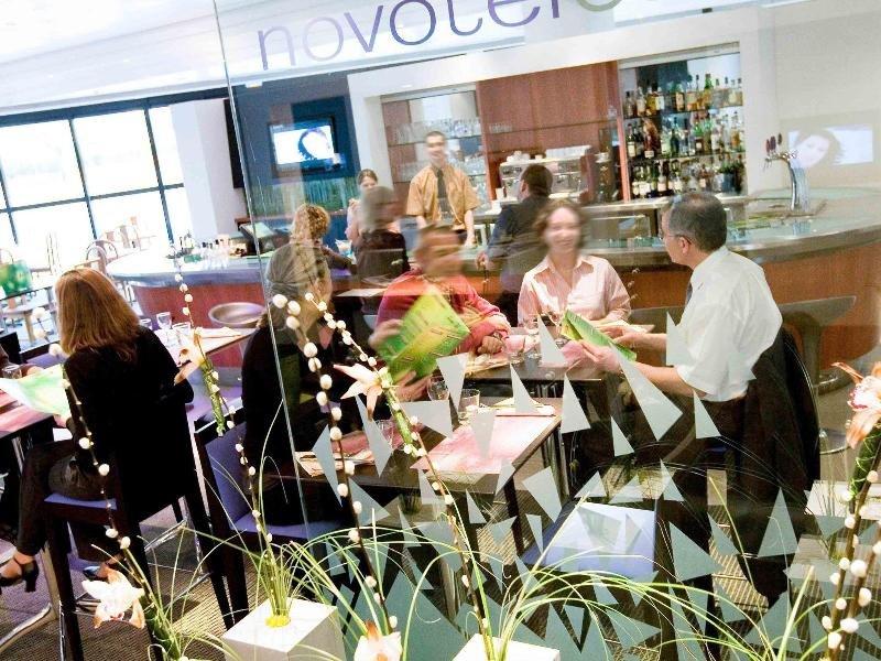 Novotel Poitiers Site du Futuroscope Restaurant