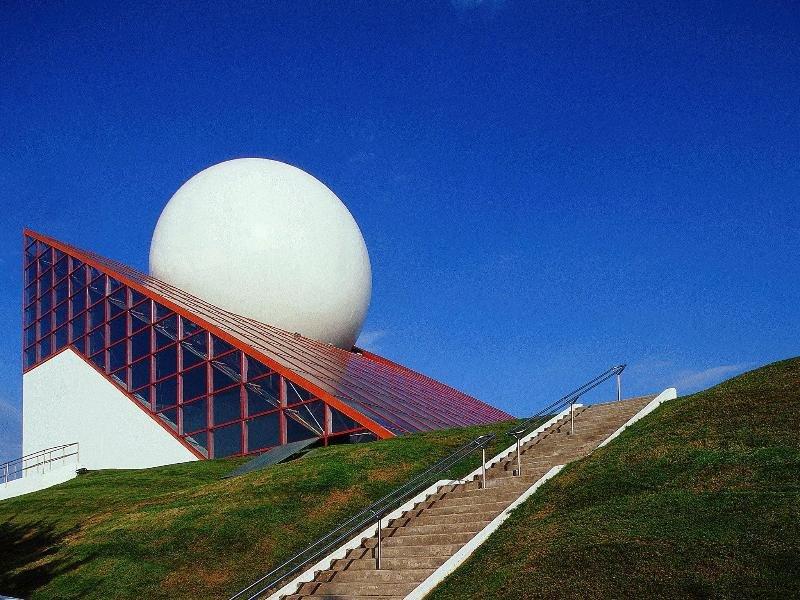 Novotel Poitiers Site du Futuroscope Landschaft