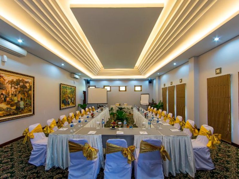 Lokha Ubud Konferenzraum