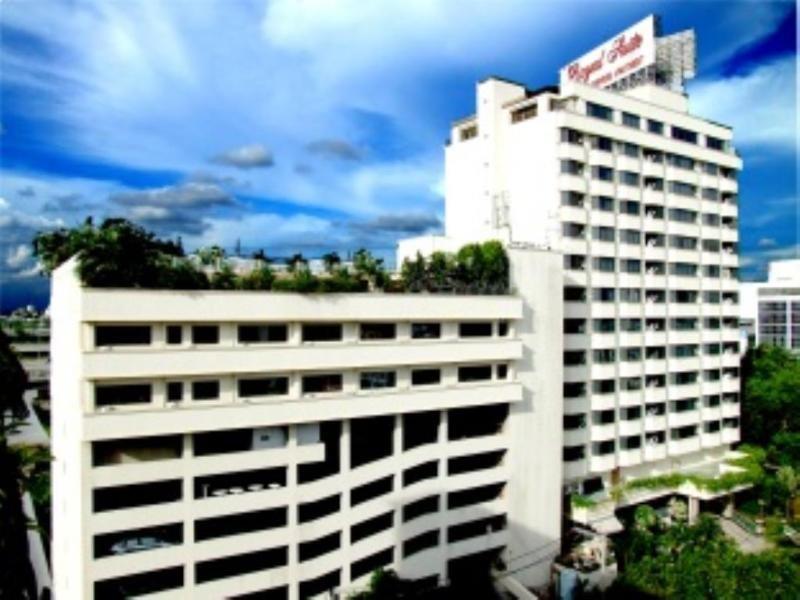 Royal Suite Hotel Bangkok Außenaufnahme